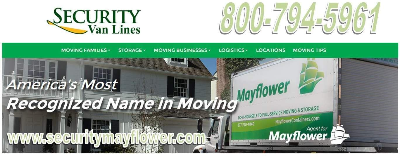 security van lines moving company new orleans, colorado springs, topeka